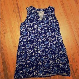 Lands' End dress/coverup. Size XL